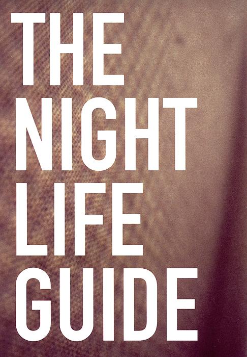Flyer Nightlifeguide